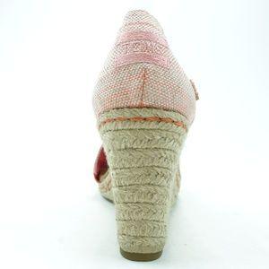 TOMS Shoes - Toms Women Wedge Sandals Heels R13S5